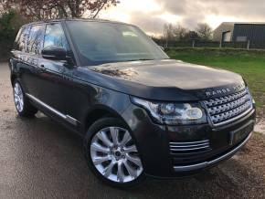 Land Rover Range Rover 4.4 SDV8 Vogue SE 4dr Auto (21in Alloys! Pan Roof! +++) Estate Diesel Causeway Grey Premium Metallic at Williams Group Ltd Maidstone