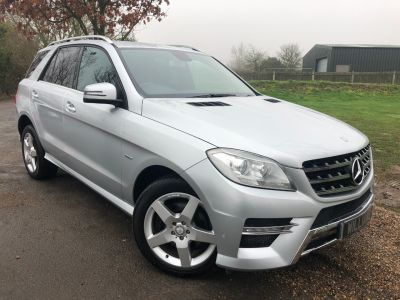 Mercedes-Benz ML Class 2.0 ML250 CDI BlueTEC Sport 5dr (Low Miles! 2020 Service! +++) SUV Diesel Iridium Silver MetallicMercedes-Benz ML Class 2.0 ML250 CDI BlueTEC Sport 5dr (Low Miles! 2020 Service! +++) SUV Diesel Iridium Silver Metallic at Williams Group Maidstone
