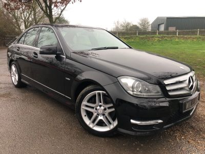 Mercedes-Benz C Class 3.0 C350 CDI BlueEFFICIENCY Sport Ed 125 4dr Auto (Full Leather! Sunroof! FSH! +) Saloon Diesel Obsidian Black MetallicMercedes-Benz C Class 3.0 C350 CDI BlueEFFICIENCY Sport Ed 125 4dr Auto (Full Leather! Sunroof! FSH! +) Saloon Diesel Obsidian Black Metallic at Williams Group Maidstone