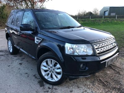 Land Rover Freelander 2.2 SD4 XS 5dr Auto (Privacy Glass! Climate Control! +) Estate Diesel Buckingham Blue MetallicLand Rover Freelander 2.2 SD4 XS 5dr Auto (Privacy Glass! Climate Control! +) Estate Diesel Buckingham Blue Metallic at Williams Group Maidstone