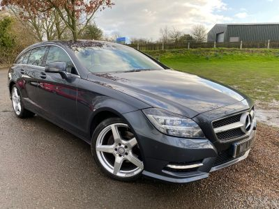 Mercedes-Benz CLS 2.1 CLS 250 CDI BlueEFFICIENCY AMG Sport 5dr Tip Auto (COMAND! LED Headlights! +++) Estate Diesel Tenorite Grey MetallicMercedes-Benz CLS 2.1 CLS 250 CDI BlueEFFICIENCY AMG Sport 5dr Tip Auto (COMAND! LED Headlights! +++) Estate Diesel Tenorite Grey Metallic at Williams Group Maidstone