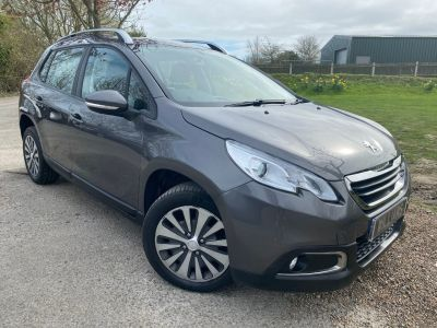 Peugeot 2008 1.6 e-HDi Active 5dr EGC (Low Miles! DAB! +++) Hatchback Diesel Platinum Grey MetallicPeugeot 2008 1.6 e-HDi Active 5dr EGC (Low Miles! DAB! +++) Hatchback Diesel Platinum Grey Metallic at Williams Group Maidstone