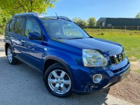 Nissan X Trail 2.0 dCi Sport Expedition Extreme 5dr Auto (Front Sensors! Pan Roof! ++) Estate Diesel Sapphire Blue Pearl at Williams Group Ltd Maidstone