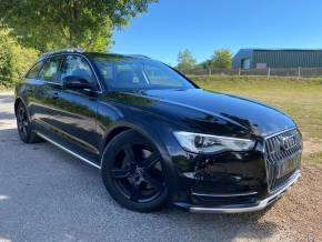 Audi A6 Allroad 3.0 TDI [272] Quattro 5dr S Tronic (LED Headlights! Full Audi SH! ++) Estate Diesel Havana Black Metallic at Williams Group Ltd Maidstone