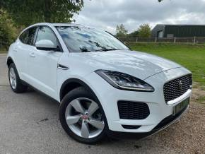 Jaguar E-pace 2.0 [200] S 5dr Auto (Pan Roof! LED Headlights! +++) Estate Petrol Fuji White at Williams Group Ltd Maidstone