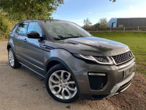 Land Rover Range Rover Evoque 2.0 TD4 HSE Dynamic 5dr Auto (Lane Keep Assist! Low Miles! ++) Estate Diesel Corris Grey Metallic at Williams Group Ltd Maidstone