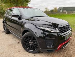 Land Rover Range Rover Evoque 2.0 TD4 Ember Special Edition 5dr Auto (1 Owner! 20in Alloys! +++) Estate Diesel Santorini Black Metallic at Williams Group Ltd Maidstone