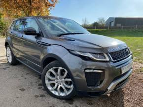 Land Rover Range Rover Evoque 2.0 TD4 HSE Dynamic 5dr Auto (4WD! Lane Departure Warning! +) Estate Diesel Corris Grey Metallic at Williams Group Ltd Maidstone