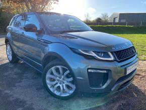 Land Rover Range Rover Evoque 2.0 TD4 HSE Dynamic Lux 5dr Auto (Heated S/Wheel! Pan Roof! +++) Estate Diesel Scotia Grey Metallic at Williams Group Ltd Maidstone