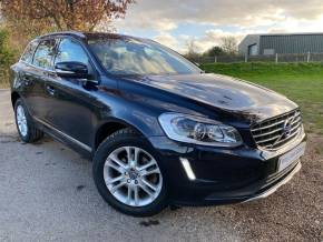 Volvo XC60 2.4 D5 [220] SE Lux Nav 5dr AWD Geartronic (Heated Seats! Metallic Paint! +) Estate Diesel Magic Blue Metallic at Williams Group Ltd Maidstone