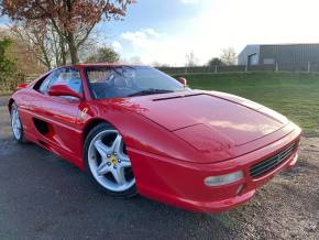 Ferrari F355 3.5 Berlinetta 2dr (Low Miles! Beautiful Example! ++) Coupe Petrol Rosso Corsa Red at Williams Group Ltd Maidstone