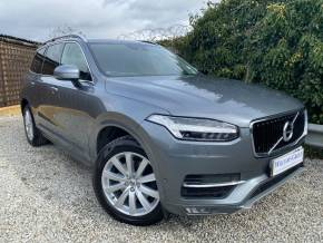 Volvo XC90 2.0 D5 PowerPulse Momentum Auto 4WD (s/s) 5dr (7 Seat Comfort Pack! FSH! +++) SUV Diesel Osmium Grey Metallic at Williams Group Ltd Maidstone