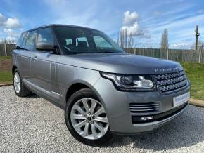Land Rover Range Rover 4.4 SDV8 Vogue SE 4dr Autoc (Alston Headlining! FSH! +++) Estate Diesel Orkney Grey Metallic at Williams Group Ltd Maidstone