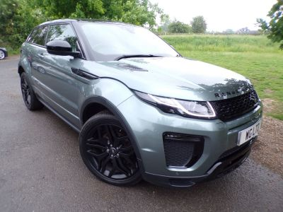 Land Rover Range Rover Evoque 2.0 TD4 HSE Dynamic 3dr Auto (Pan Roof! 4WD! Lane Assist! +++) Coupe Diesel Scotia Grey MetallicLand Rover Range Rover Evoque 2.0 TD4 HSE Dynamic 3dr Auto (Pan Roof! 4WD! Lane Assist! +++) Coupe Diesel Scotia Grey Metallic at Williams Group Maidstone