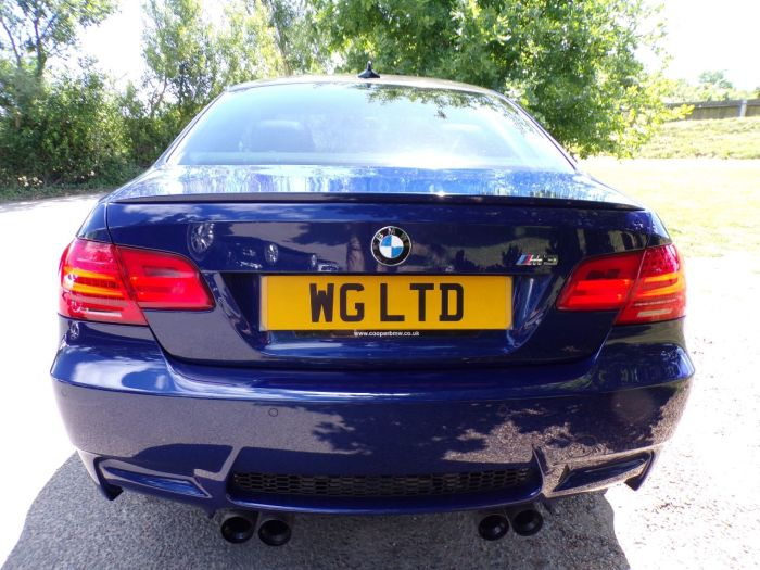 BMW M3 4.0 M3 2dr DCT (EDC! BluetootH! Heated Seats! +++) Coupe Petrol Interlagos Blue Metallic