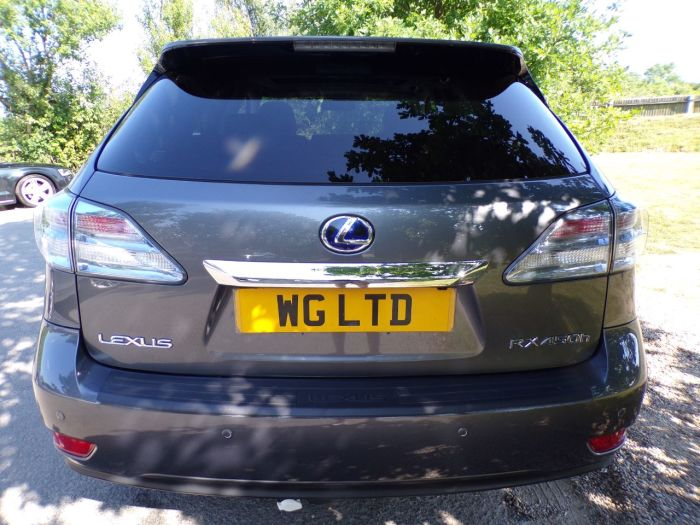 Lexus RX 450h 3.5 Advance 5dr CVT Auto [Pan roof] (Pan Roof! Rear Camera! ++) Estate Petrol / Electric Hybrid Grey