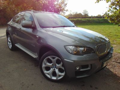 BMW X6 3.0 xDrive40d 5dr Step Auto (Media Pack! 20in Alloys! +++) Coupe Diesel Space Grey MetallicBMW X6 3.0 xDrive40d 5dr Step Auto (Media Pack! 20in Alloys! +++) Coupe Diesel Space Grey Metallic at Williams Group Maidstone
