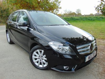 Mercedes-Benz B Class 1.8 B180 CDI BlueEFFICIENCY SE 5dr (Low Miles! Metallic Paint! +++) MPV Diesel Cosmos Black MetallicMercedes-Benz B Class 1.8 B180 CDI BlueEFFICIENCY SE 5dr (Low Miles! Metallic Paint! +++) MPV Diesel Cosmos Black Metallic at Williams Group Maidstone