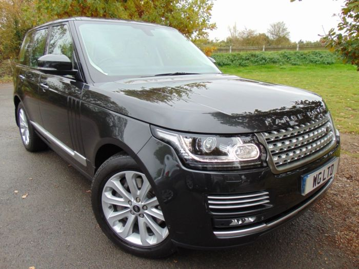 Land Rover Range Rover 4.4 SDV8 Vogue SE 4dr Auto (Pan Roof! 4-Zone-Climate! +++) Estate Diesel Causeway Grey Metallic