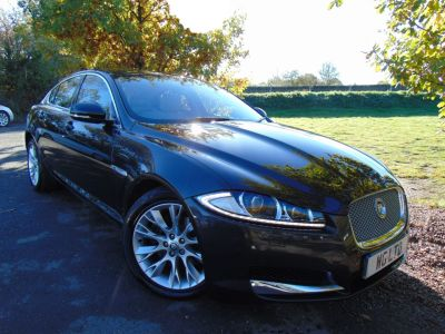 Jaguar XF 3.0 TD V6 Portfolio 4dr  (Parking Pack! Cooled Seats! ++) Saloon Diesel GreyJaguar XF 3.0 TD V6 Portfolio 4dr  (Parking Pack! Cooled Seats! ++) Saloon Diesel Grey at Williams Group Maidstone