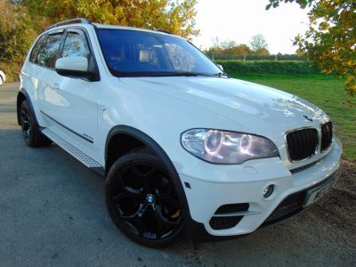 BMW X5 3.0 xDrive30d SE 5dr Auto (£10,000 Factory Upgrades! ++) Estate Diesel Alpine WhiteBMW X5 3.0 xDrive30d SE 5dr Auto (£10,000 Factory Upgrades! ++) Estate Diesel Alpine White at Williams Group Maidstone