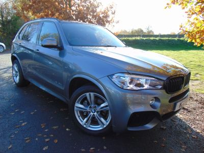 BMW X5 3.0 xDrive30d M Sport 5dr Auto [7 Seat] (Pan Roof! 7 Seats! +++) Estate Diesel Space Grey MetallicBMW X5 3.0 xDrive30d M Sport 5dr Auto [7 Seat] (Pan Roof! 7 Seats! +++) Estate Diesel Space Grey Metallic at Williams Group Maidstone