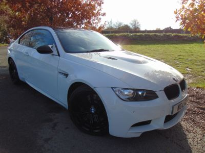 BMW M3 4.0 M3 Alpine 2dr DCT (Bluetooth! Heated Seats! DCT! ++) Coupe Petrol Alpine WhiteBMW M3 4.0 M3 Alpine 2dr DCT (Bluetooth! Heated Seats! DCT! ++) Coupe Petrol Alpine White at Williams Group Maidstone
