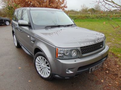 Land Rover Range Rover Sport 3.0 TDV6 SE 5dr CommandShift (Heated Seats! Bluetooth! ++) Estate Diesel Stornoway Grey MetallicLand Rover Range Rover Sport 3.0 TDV6 SE 5dr CommandShift (Heated Seats! Bluetooth! ++) Estate Diesel Stornoway Grey Metallic at Williams Group Maidstone