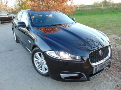 Jaguar XF 2.2d [163] R-Sport 4dr Auto (Sat Nav! DAB! Cruise!++) Saloon Diesel BlackJaguar XF 2.2d [163] R-Sport 4dr Auto (Sat Nav! DAB! Cruise!++) Saloon Diesel Black at Williams Group Maidstone
