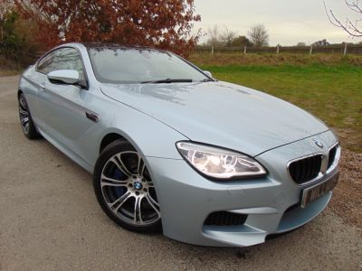 BMW M6 4.4 M6 2dr DCT (LED Headlights! Harman Kardon! ++) Coupe Petrol Silverstone Blue MetallicBMW M6 4.4 M6 2dr DCT (LED Headlights! Harman Kardon! ++) Coupe Petrol Silverstone Blue Metallic at Williams Group Maidstone