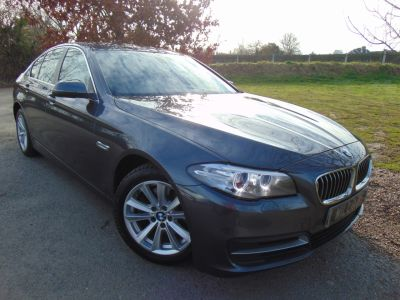 BMW 5 Series 2.0 520d [190] SE 4dr Step Auto (Heated Seats Metallic Paint! ++) Saloon Diesel Mineral Grey MetallicBMW 5 Series 2.0 520d [190] SE 4dr Step Auto (Heated Seats Metallic Paint! ++) Saloon Diesel Mineral Grey Metallic at Williams Group Maidstone
