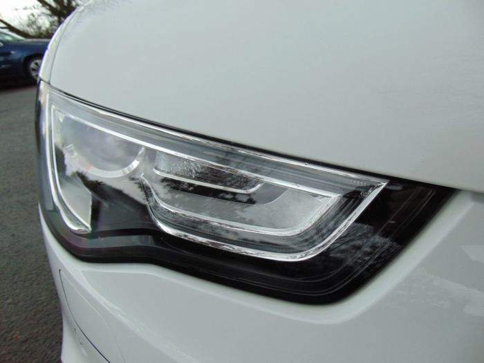 Audi A5 2.0T FSI S Line 2dr Multitronic (Tech Pack! Sound Pack! +++) Coupe Petrol Ibis White Gloss