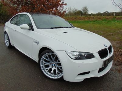 BMW M3 4.0 M3 2dr DCT (Competition Pack! FBMWSH! ++) Coupe Petrol Alpine WhiteBMW M3 4.0 M3 2dr DCT (Competition Pack! FBMWSH! ++) Coupe Petrol Alpine White at Williams Group Maidstone