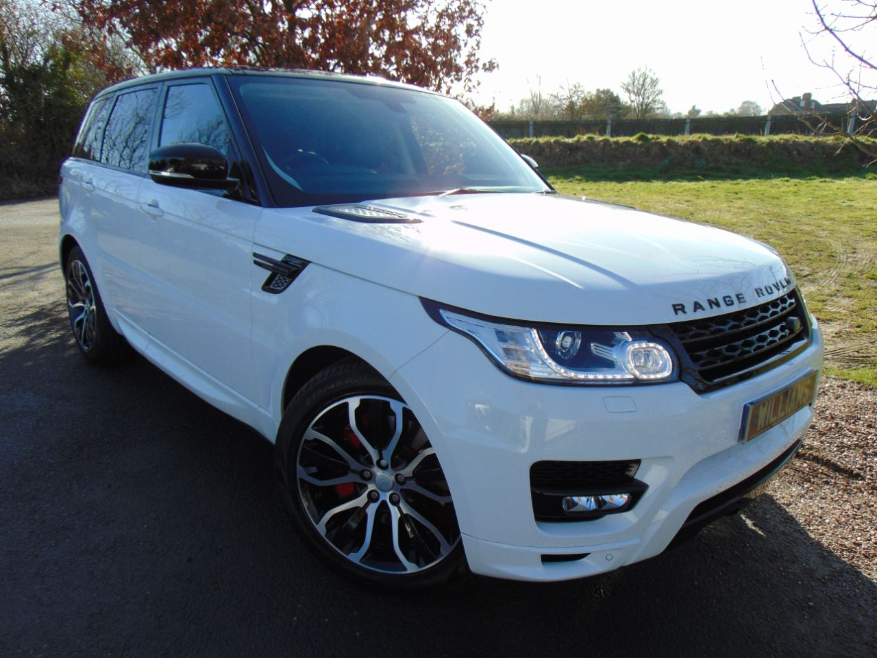 Land Rover Range Rover Sport 3.0 Sdv6 Hev Autobiography Dynamic 5dr Auto (stealth Pack! Huge Spec! +++)
