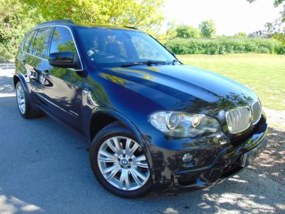 BMW X5 3.0 xDrive35d M Sport 5dr Auto Estate Diesel BlackBMW X5 3.0 xDrive35d M Sport 5dr Auto Estate Diesel Black at Williams Group Maidstone