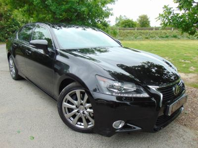 Lexus GS 250 2.5 Luxury 4dr Auto (FSH! Cooled Seats! Keyless! ++) Saloon Petrol Celestial Black PearlLexus GS 250 2.5 Luxury 4dr Auto (FSH! Cooled Seats! Keyless! ++) Saloon Petrol Celestial Black Pearl at Williams Group Maidstone