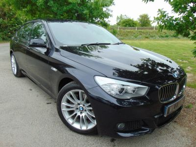 BMW 5 Series 2.0 520D M SPORT GRAN TURISMO (Pan Roof! Heated Seats! +++) Hatchback Diesel Carbon Black MetallicBMW 5 Series 2.0 520D M SPORT GRAN TURISMO (Pan Roof! Heated Seats! +++) Hatchback Diesel Carbon Black Metallic at Williams Group Maidstone