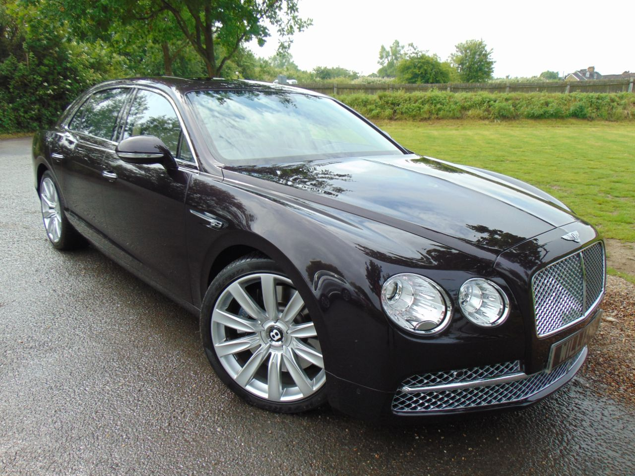 Bentley Flying Spur 6.0 W12 4dr Auto (full Bentley Sh! Sunroof! +++)
