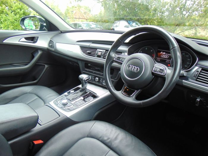 Audi A6 Allroad 3.0 TDI Quattro 245 5dr S Tronic (Electric Seats! pearl Paint! ++) Estate Diesel Phantom Black Pearl
