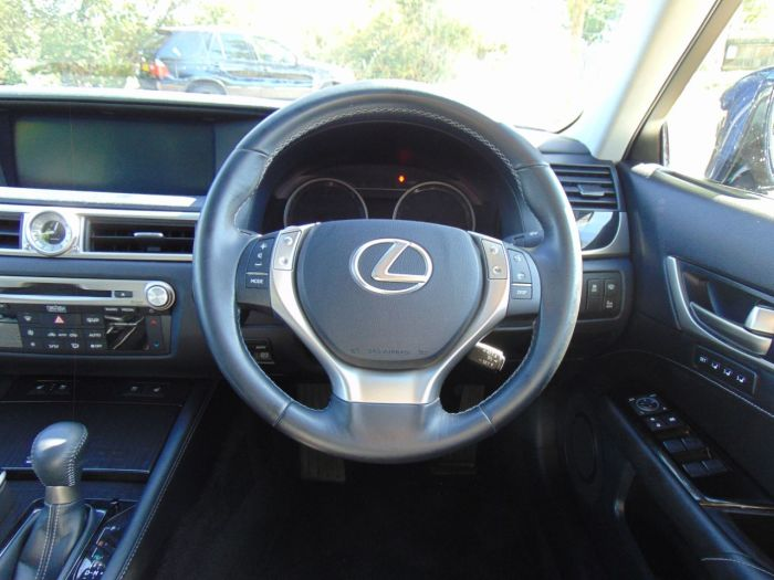 Lexus GS 250 2.5 Luxury 4dr Auto (Sunroof! Mark Levinson! +++) Saloon Petrol Deep Sea Blue Metallic