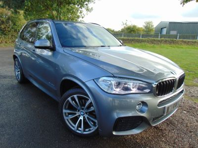BMW X5 3.0 xDrive30d M Sport 5dr Auto (Pan Roof! Cold Weather Pack! +) Estate Diesel Space Grey MetallicBMW X5 3.0 xDrive30d M Sport 5dr Auto (Pan Roof! Cold Weather Pack! +) Estate Diesel Space Grey Metallic at Williams Group Maidstone