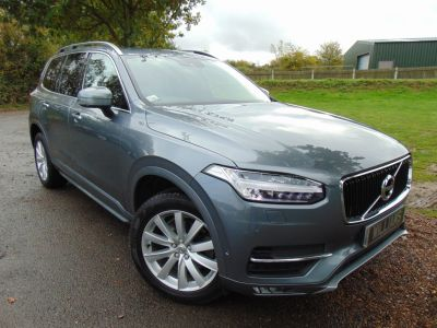 Volvo XC90 2.0 D5 PowerPulse Momentum Auto 4WD (s/s) 5dr (Park Pilot! Full Volvo SH! ++) Four Wheel Drive Diesel Osmium Grey MetallicVolvo XC90 2.0 D5 PowerPulse Momentum Auto 4WD (s/s) 5dr (Park Pilot! Full Volvo SH! ++) Four Wheel Drive Diesel Osmium Grey Metallic at Williams Group Maidstone