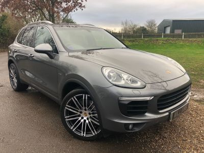 Porsche Cayenne 4.1 S Diesel 5dr Tiptronic S (21in 911 Alloys! Huge Spec! +) Estate Diesel GreyPorsche Cayenne 4.1 S Diesel 5dr Tiptronic S (21in 911 Alloys! Huge Spec! +) Estate Diesel Grey at Williams Group Maidstone