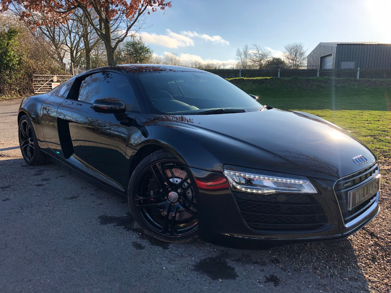 Audi R8 4.2 Fsi V8 Quattro 2dr S Tronic (over £12000 Of Factory Option!)